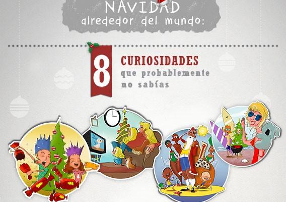 Natale intorno al mondo: 8 curiosità che forse non sapete