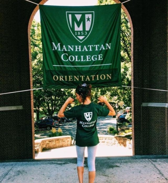 Viola al Manhattan college